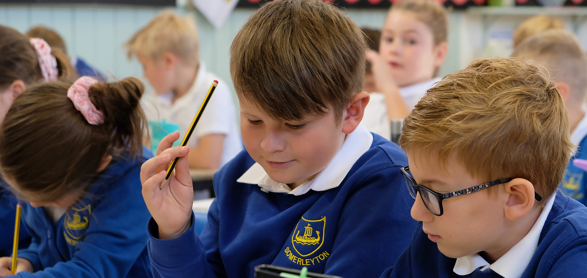 Life at Somerleyton Primary School